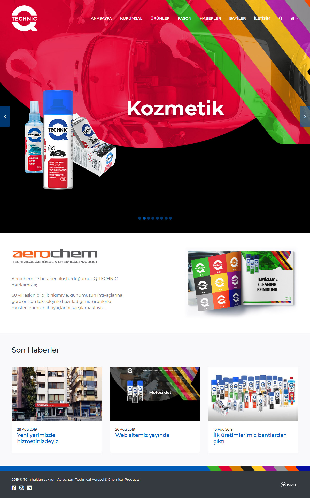 Web Design, Q-Technic